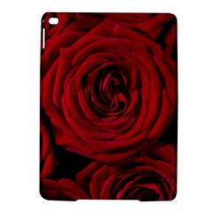 Roses Flowers Red Forest Bloom iPad Air 2 Hardshell Cases