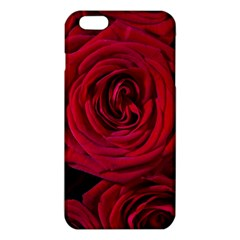 Roses Flowers Red Forest Bloom iPhone 6 Plus/6S Plus TPU Case