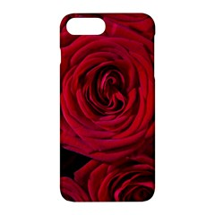 Roses Flowers Red Forest Bloom Apple iPhone 7 Plus Hardshell Case