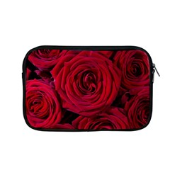 Roses Flowers Red Forest Bloom Apple MacBook Pro 13  Zipper Case