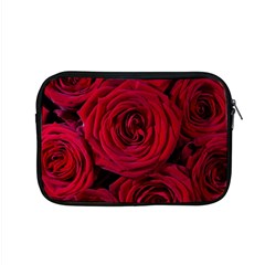 Roses Flowers Red Forest Bloom Apple MacBook Pro 15  Zipper Case
