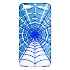 Cobweb Network Points Lines Iphone 6 Plus/6s Plus Tpu Case by Amaryn4rt