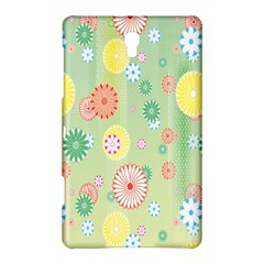 Flower Arrangements Season Pink Yellow Red Rose Sunflower Samsung Galaxy Tab S (8 4 ) Hardshell Case  by Alisyart
