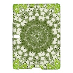 Mandala Center Strength Motivation Samsung Galaxy Tab S (10 5 ) Hardshell Case  by Amaryn4rt