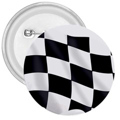 Flag Chess Corse Race Auto Road 3  Buttons by Amaryn4rt