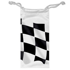 Flag Chess Corse Race Auto Road Jewelry Bag by Amaryn4rt