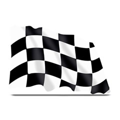 Flag Chess Corse Race Auto Road Plate Mats by Amaryn4rt