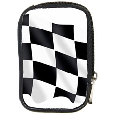 Flag Chess Corse Race Auto Road Compact Camera Cases by Amaryn4rt
