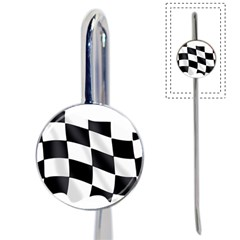 Flag Chess Corse Race Auto Road Book Mark by Amaryn4rt