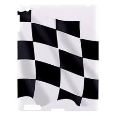Flag Chess Corse Race Auto Road Apple Ipad 3/4 Hardshell Case by Amaryn4rt