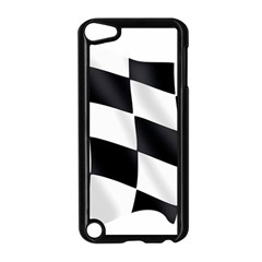 Flag Chess Corse Race Auto Road Apple Ipod Touch 5 Case (black) by Amaryn4rt