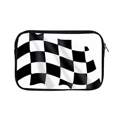 Flag Chess Corse Race Auto Road Apple Ipad Mini Zipper Cases by Amaryn4rt