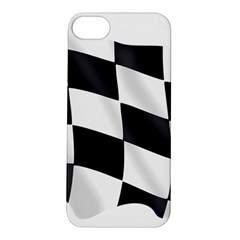 Flag Chess Corse Race Auto Road Apple Iphone 5s/ Se Hardshell Case by Amaryn4rt