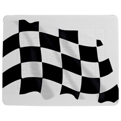 Flag Chess Corse Race Auto Road Jigsaw Puzzle Photo Stand (rectangular) by Amaryn4rt