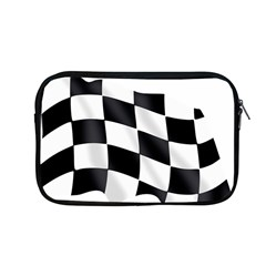 Flag Chess Corse Race Auto Road Apple Macbook Pro 13  Zipper Case