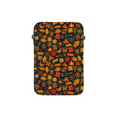 Pattern Background Ethnic Tribal Apple Ipad Mini Protective Soft Cases by Amaryn4rt