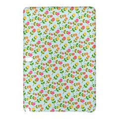 Flowers Roses Floral Flowery Samsung Galaxy Tab Pro 12 2 Hardshell Case by Amaryn4rt