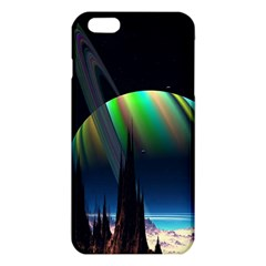 Planets In Space Stars Iphone 6 Plus/6s Plus Tpu Case by Amaryn4rt