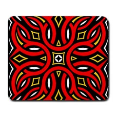 Traditional Art Pattern Large Mousepads by Amaryn4rt