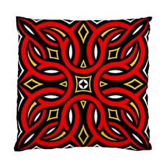 Traditional Art Pattern Standard Cushion Case (one Side) by Amaryn4rt