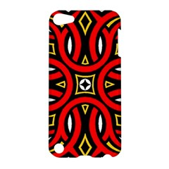 Traditional Art Pattern Apple Ipod Touch 5 Hardshell Case by Amaryn4rt