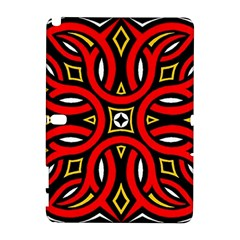 Traditional Art Pattern Galaxy Note 1 by Amaryn4rt