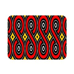 Toraja Traditional Art Pattern Double Sided Flano Blanket (mini)