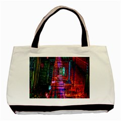 City Photography And Art Basic Tote Bag (two Sides)