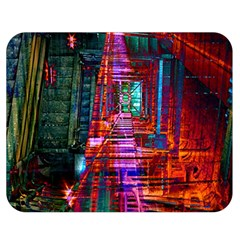 City Photography And Art Double Sided Flano Blanket (medium)
