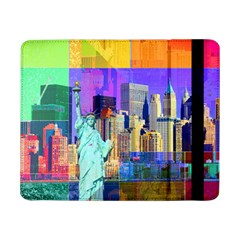 New York City The Statue Of Liberty Samsung Galaxy Tab Pro 8 4  Flip Case by Amaryn4rt