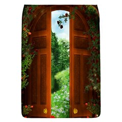 Beautiful World Entry Door Fantasy Flap Covers (s)  by Amaryn4rt