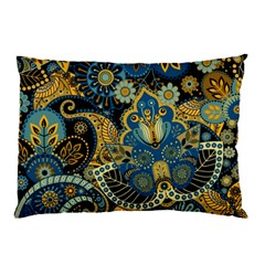 Retro Ethnic Background Pattern Vector Pillow Case (two Sides)