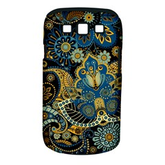 Retro Ethnic Background Pattern Vector Samsung Galaxy S Iii Classic Hardshell Case (pc+silicone) by Amaryn4rt