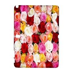 Rose Color Beautiful Flowers Galaxy Note 1 by Amaryn4rt