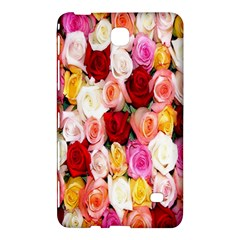 Rose Color Beautiful Flowers Samsung Galaxy Tab 4 (7 ) Hardshell Case