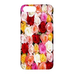 Rose Color Beautiful Flowers Apple Iphone 7 Plus Hardshell Case