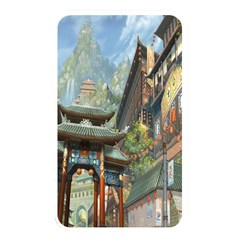 Japanese Art Painting Fantasy Memory Card Reader by Amaryn4rt