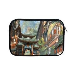 Japanese Art Painting Fantasy Apple Ipad Mini Zipper Cases by Amaryn4rt