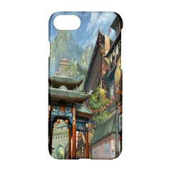 Japanese Art Painting Fantasy Apple Iphone 7 Hardshell Case