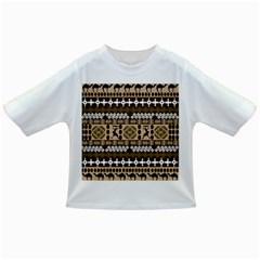 African Vector Patterns Infant/toddler T Shirts