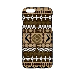 African Vector Patterns Apple Iphone 6/6s Hardshell Case