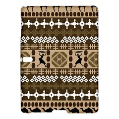 African Vector Patterns Samsung Galaxy Tab S (10 5 ) Hardshell Case