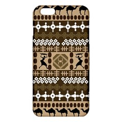 African Vector Patterns Iphone 6 Plus/6s Plus Tpu Case