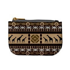 African Vector Patterns  Mini Coin Purses