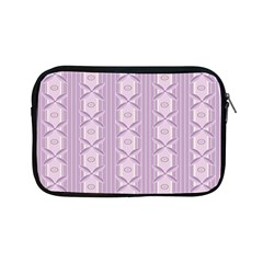 Flower Star Purple Apple Ipad Mini Zipper Cases by Alisyart