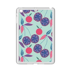 Passion Fruit Pink Purple Cerry Blue Leaf Ipad Mini 2 Enamel Coated Cases by Alisyart