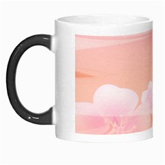 Season Flower Floral Pink Morph Mugs