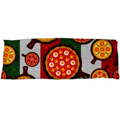 Pizza Italia Beef Flag Body Pillow Case (dakimakura)