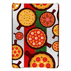 Pizza Italia Beef Flag Ipad Air Hardshell Cases by Alisyart