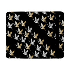 Goose Swan Gold White Black Fly Samsung Galaxy Tab Pro 8 4  Flip Case by Alisyart